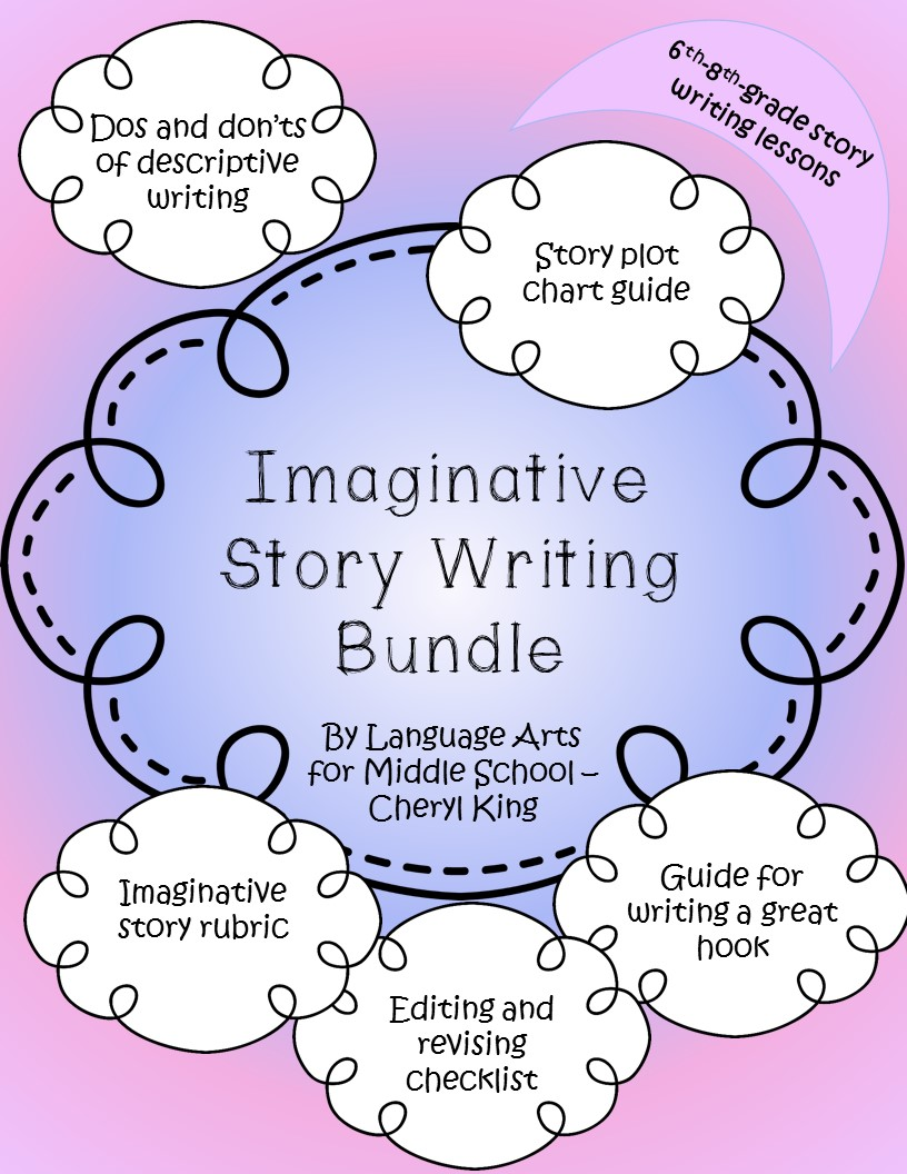Imaginative Story Writing