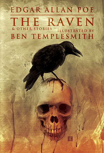 Book | The Raven - Edgar Allan Poe