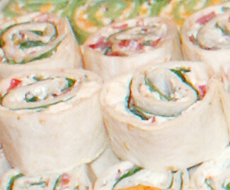 Greek Pinwheels