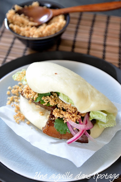 Gua Bao (Taiwanese Pork Belly Buns)