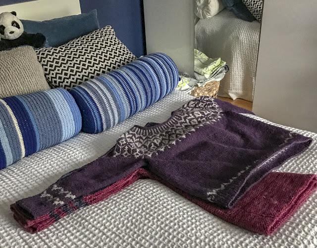 tröjor, sweaters, stickning, knitting