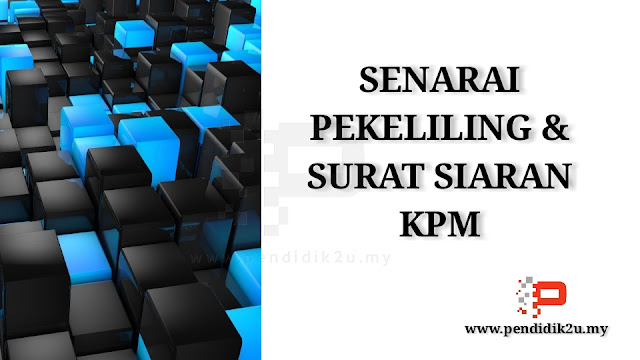 Pekeliling KPM