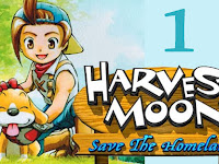 Harvest Moon - Save the Homeland PS2 ISO High Compressed (Only 40MB)