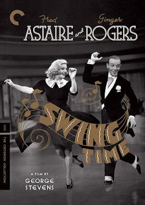 Swing Time 1936 Dvd