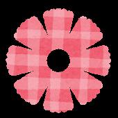 春のマーク「花びら」