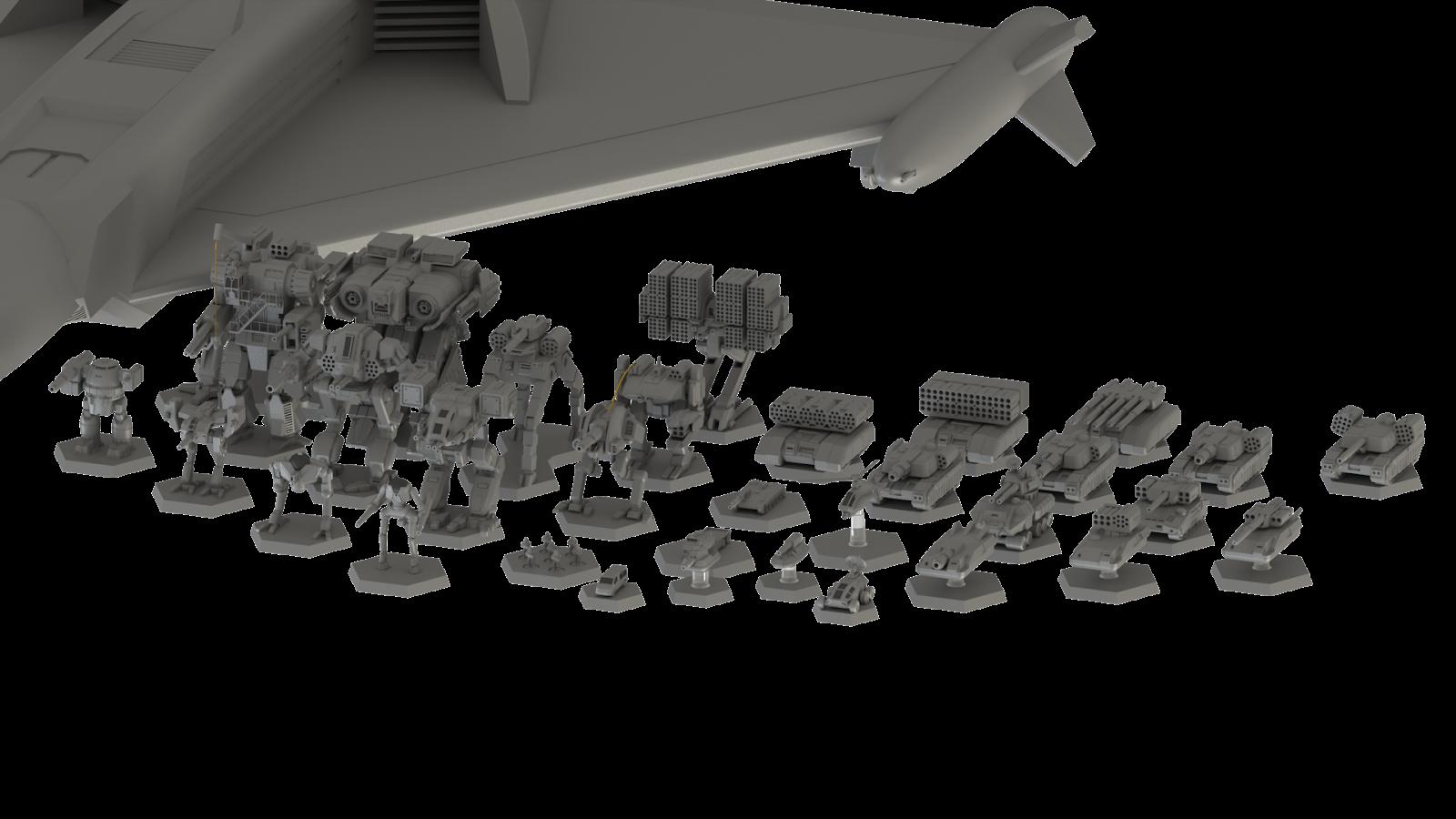 ovion s battletech 3d