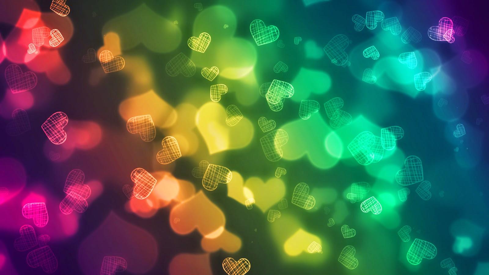 Romantic Love Heart Designs HD Cover Wallpaper | PIXHOME