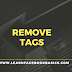 How to remove a tag from a Facebook photo you are tagged in