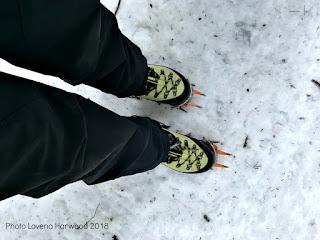 RR, cut, keene, ice climbing