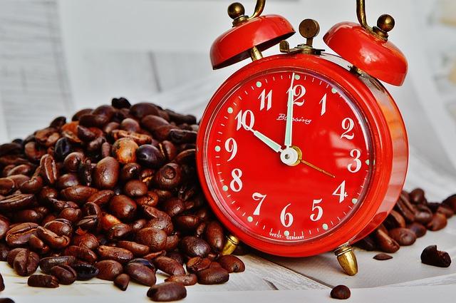 günde bir kahve