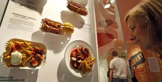 The Currywurst Museum, Berlin, Jerman