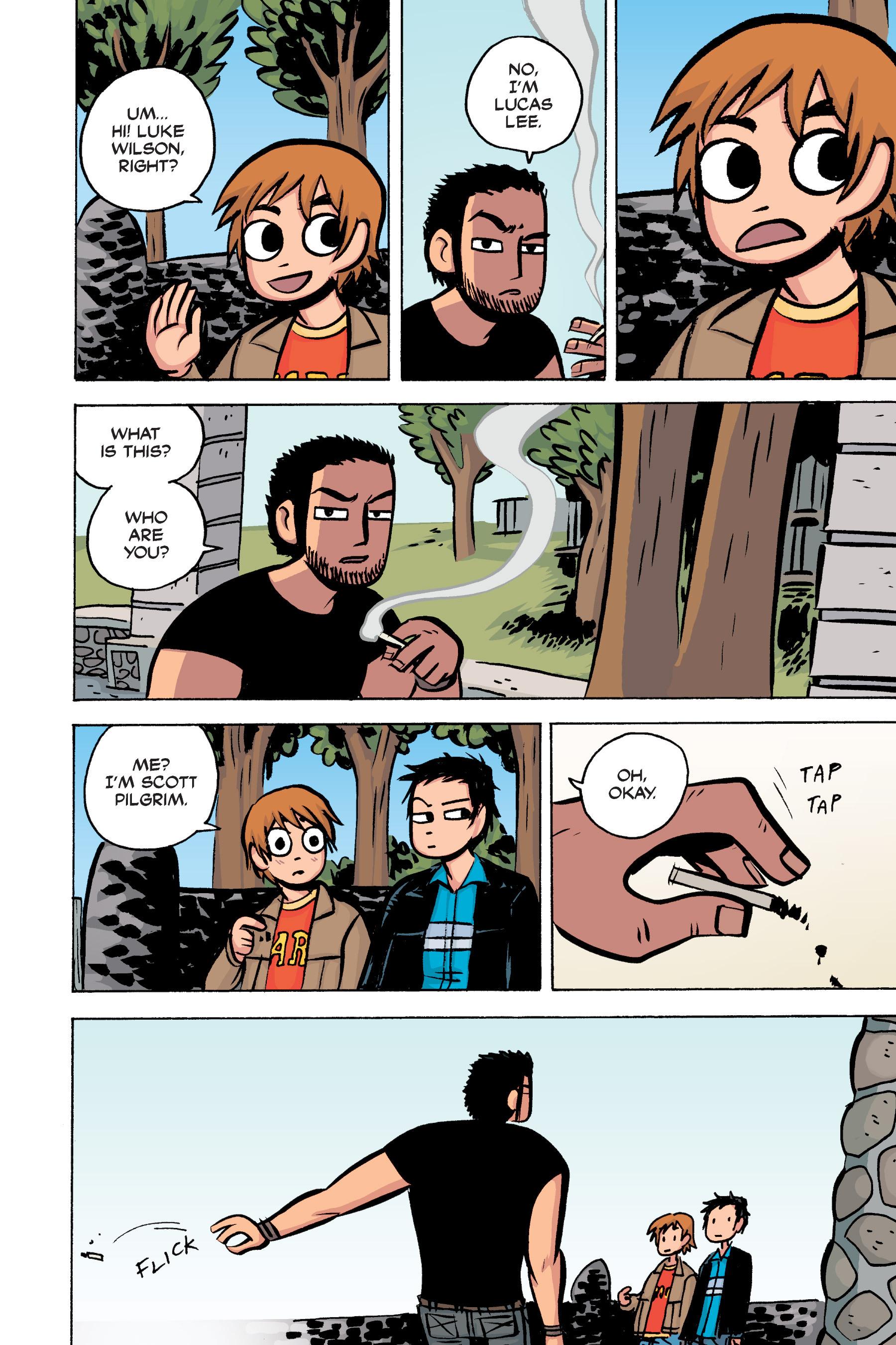 Read online Scott Pilgrim comic -  Issue #2 - 109