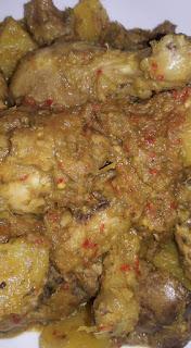 Rendang Ayam Negeri Sembilan Original
