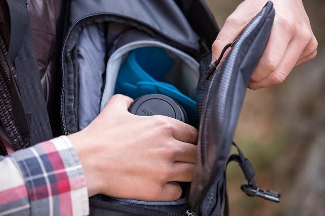 Thule Covert DSLR Rolltop Backpack Fotorucksack 02
