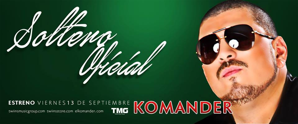 Imperiun Music Group Entertaiment El Komander Lanzara Este 15 De