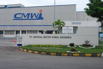 Lowongan Kerja Jobs : Operator Produksi, Operator Maintance Min SMA SMK D3 S1 PT Central Motor Wheel Indonesia Membutuhkan Tenaga Baru Seluruh Indonesia