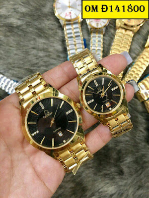 Đồng hồ cặp đôi Omega Đ141800