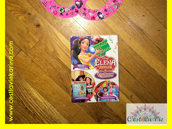 Celebrating The New Elena Of Avalor: Celebrations To Remember With A Fun DIY Carnival  Mask & A Giveaway