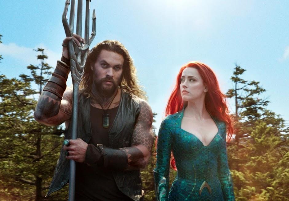 """""""Aquaman"""" chega a US$ 1 bilhão e ultrapassa bilheteria de O Cavaleiro das Trevas"""