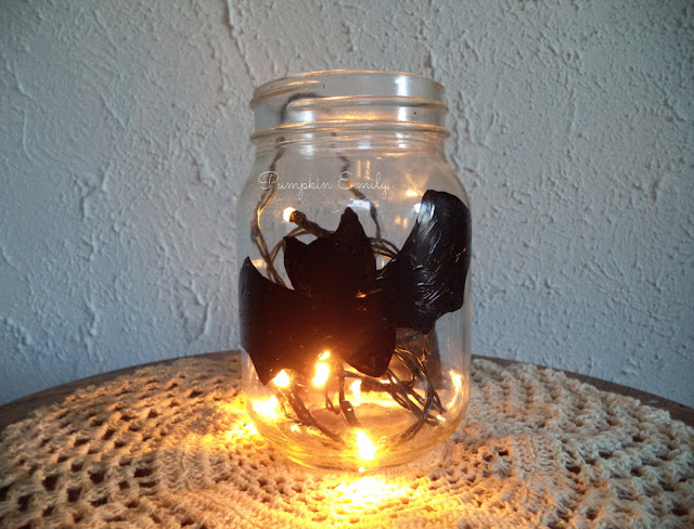 DIY Bat Jar