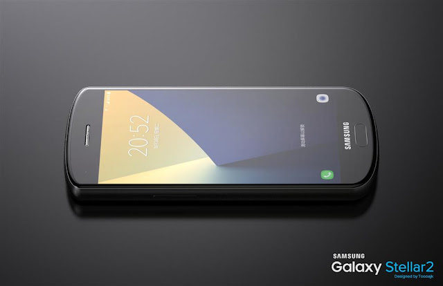 This Samsung Galaxy Stellar 2 Concept is Neat