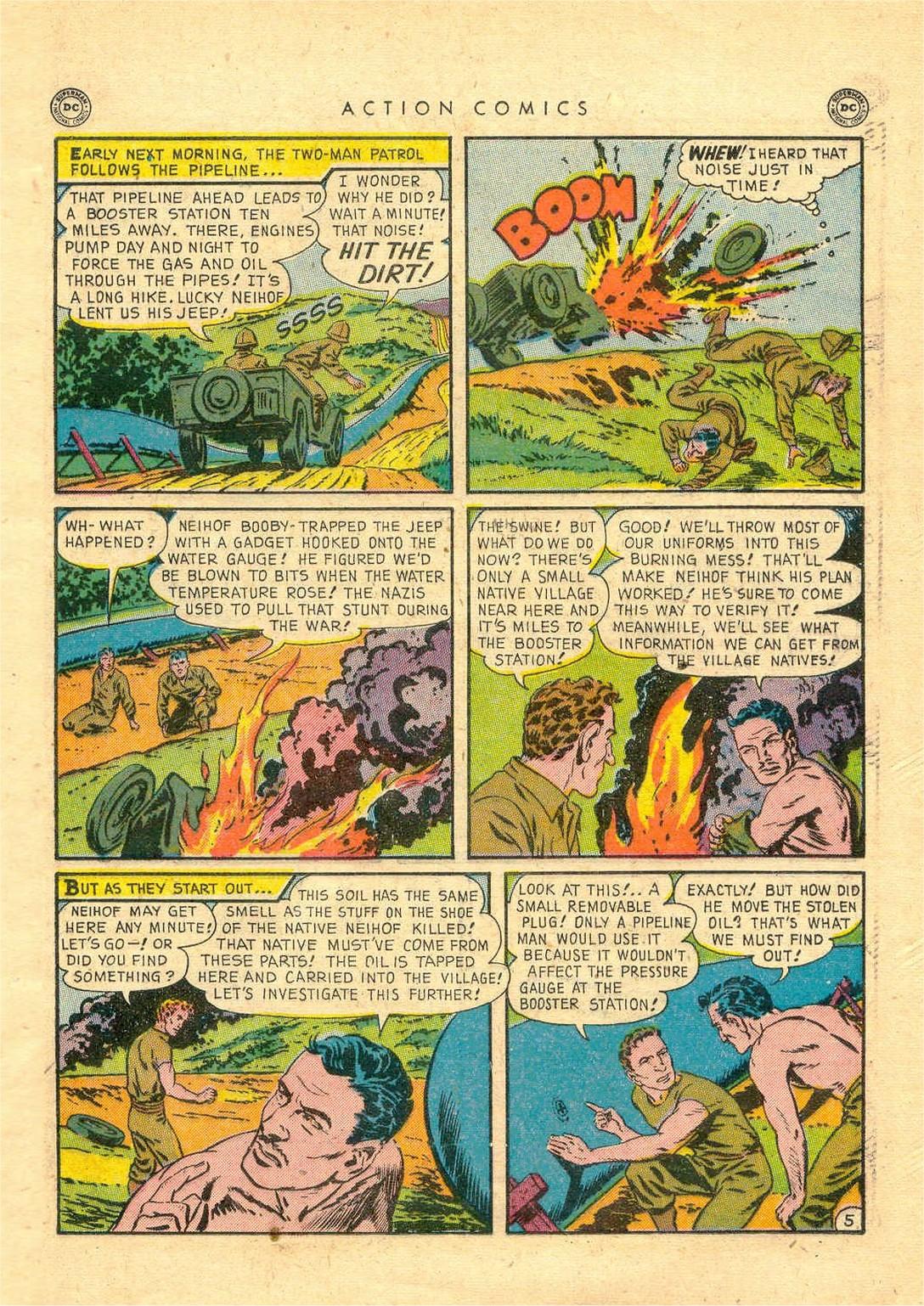 Action Comics (1938) 156 Page 29