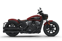 Indian Scout Bobber (2018) Side 4