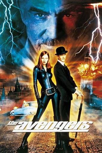 The Avengers (1998) ταινιες online seires xrysoi greek subs