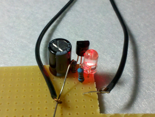 Simple Flashing Led Circuit Related Images