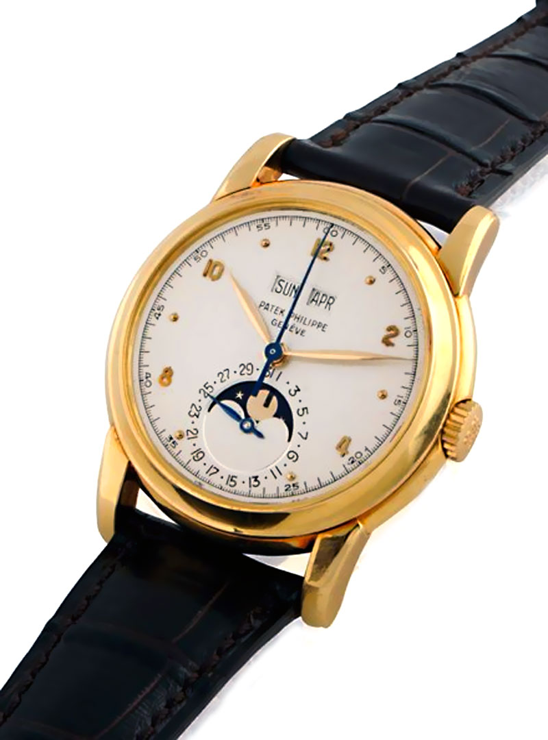 Patek Philippe Reference 2497: 37mm
