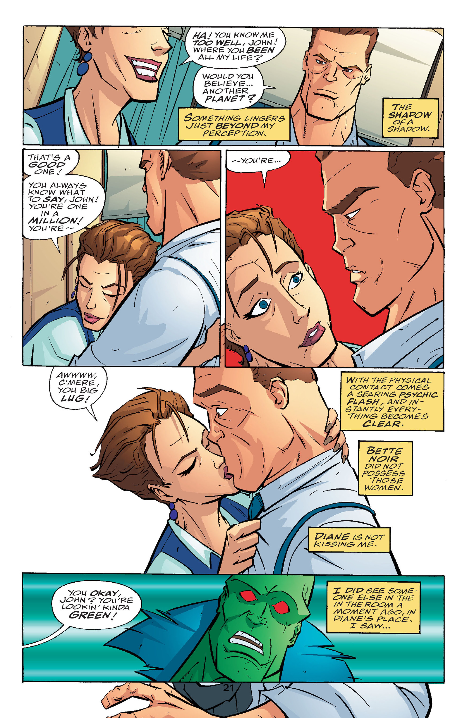Harley Quinn (2000) Issue #23 #23 - English 22