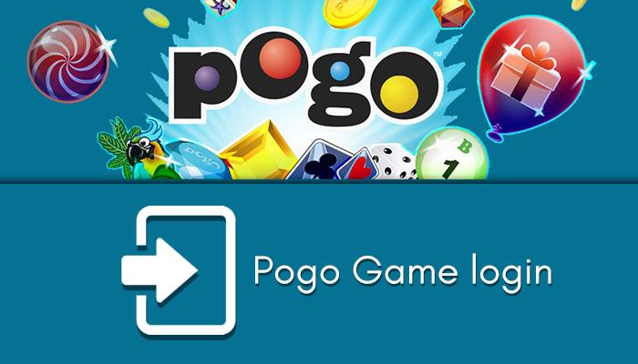 Pogo Games Login