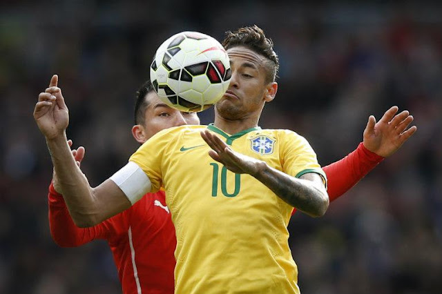 7bf5f9096f Brasil e Uruguai tem 35 mil ingressos vendidos
