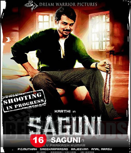 Rowdy Leader (Saguni) 2019 Hindi Dubbed 720p HDRip 650MB