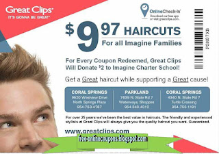 Printable Coupons 2019: Great Clips Coupons