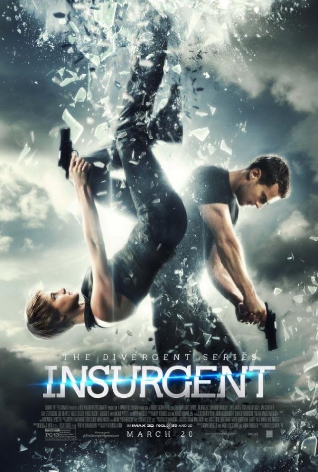 Dị Biệt 2: Những Kẻ Nổi Loạn - Divergent 2: Insurgent (2015)
