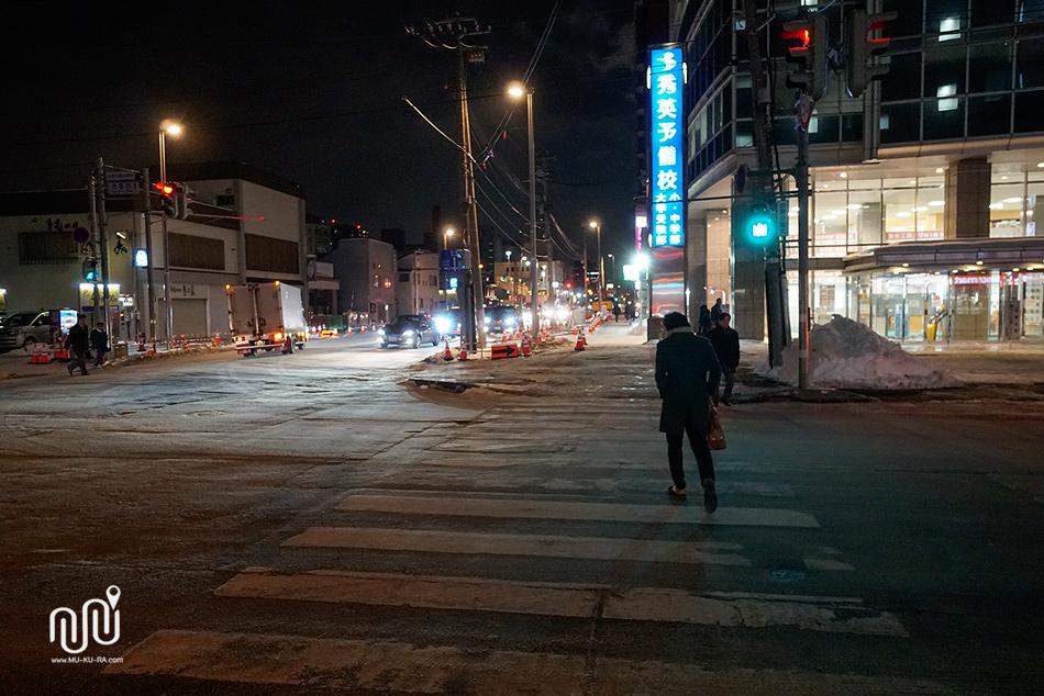 วิธีเดินทางไปโรงแรม Hotel Sunroute Sapporo