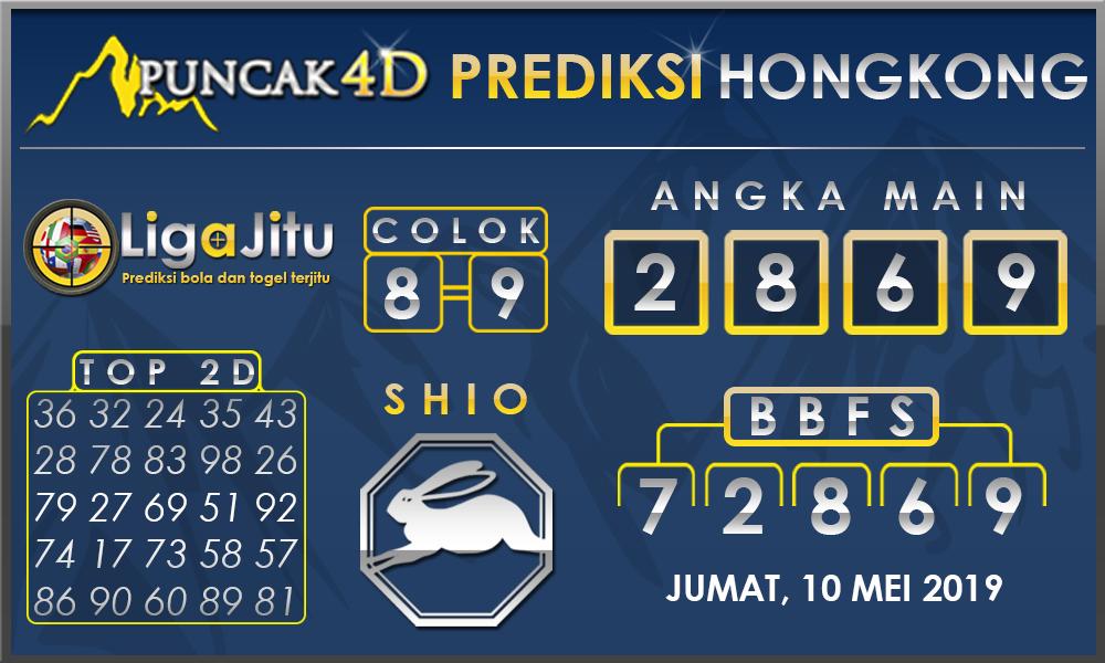 PREDIKSI TOGEL HONGKONG PUNCAK4D 10 MEI 2019