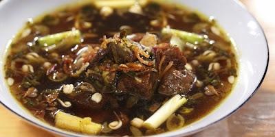 Resep Rawon Daging Labu Siam 1