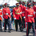 7 Photos that make President Mahama look like a Movie Star