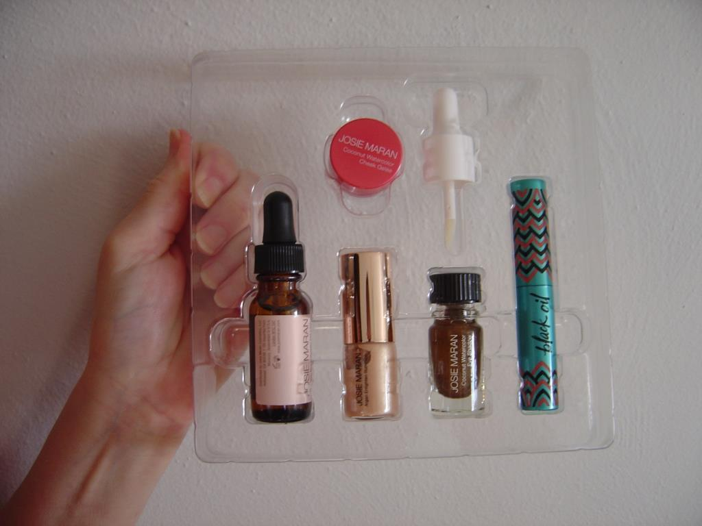 Five products in Whimsical Wonder Argan Oil Color Essentials Set.jpeg