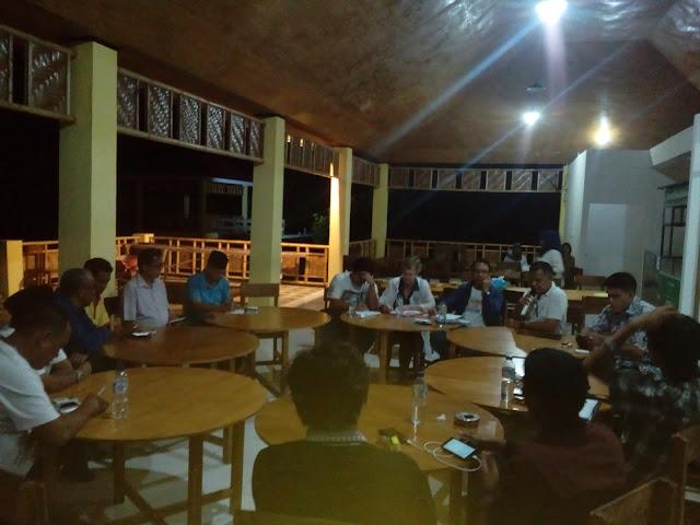 DKP Selayar dan CCRS, Gelar Diskusi Pengelolaan Masyarakat Pesisir