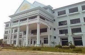 Pendaftaran Online Mahasiswa Baru ( UNJA ) Universitas Negeri Jambi