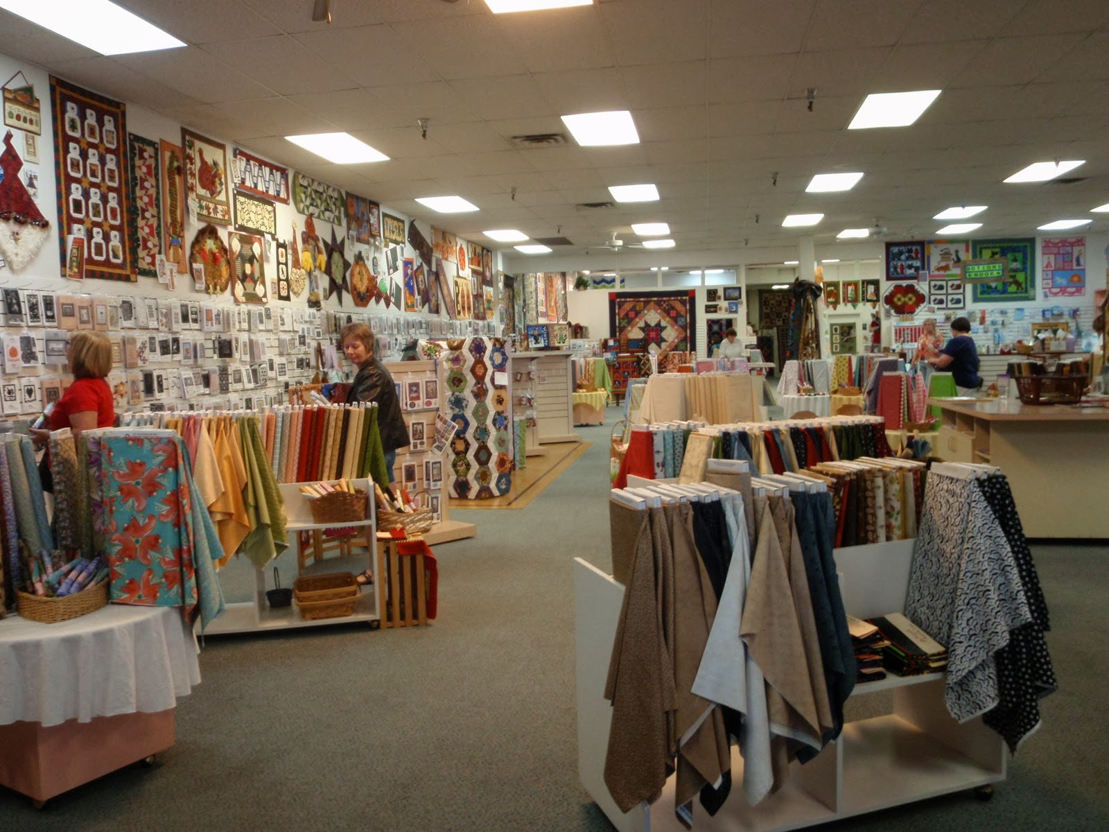 Pp Blog Las Vegas Quilt Shop Tour