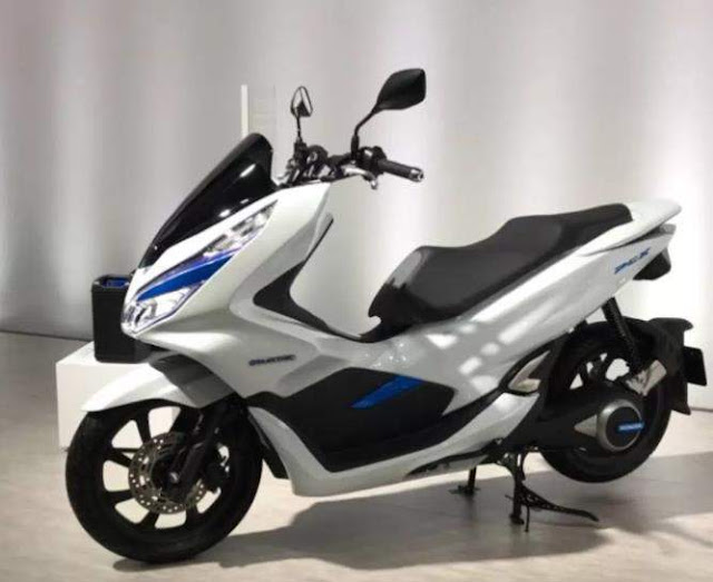 honda_PCX_electric