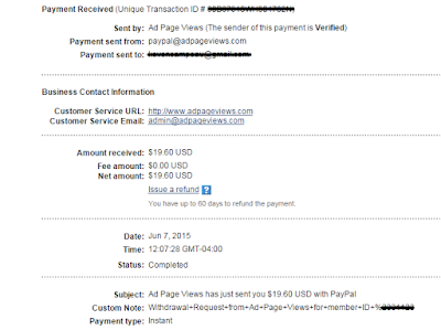adpageviews payment proof 1