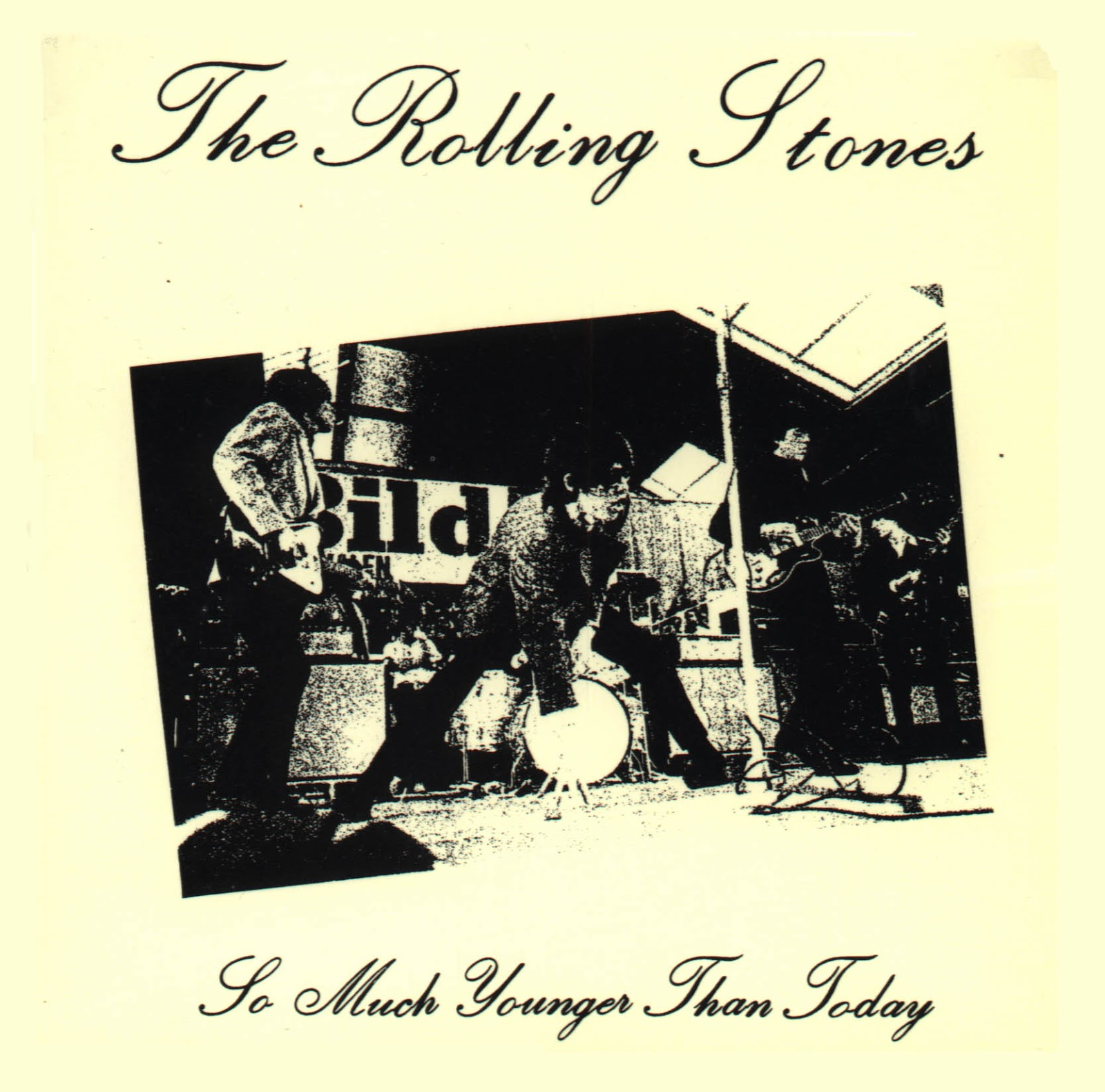 Talk From The Rock Room: Put the Boot In: The Rolling Stones