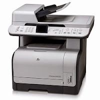 Downloads HP Color Laserjet CM1312nfi controlador MFP para Windows e Mac