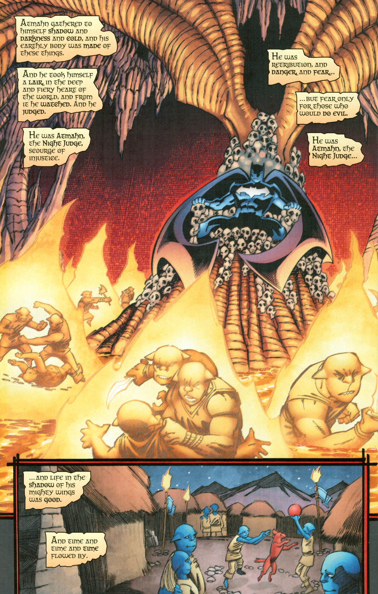 Read online Trinity (2008) comic -  Issue #31 - 23