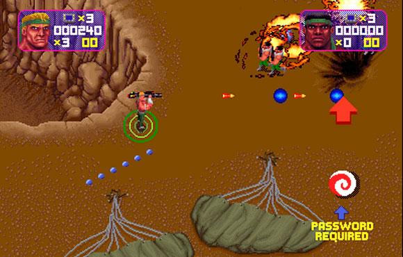Total Carnage+arcade+game+portable+retro+videojuego+descargar gratis
